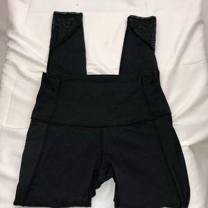 Lululemon high waisted leggings size 8